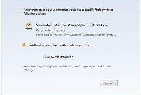 Symantec Endpoint Image 2